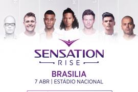 Sensation Brasil anuncia headliner de Brasília