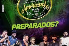 Festa do Peão de Americana promete uma constelação no palco da 33ª edição