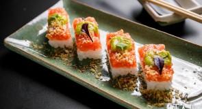 Taj Bar apresenta novo menu aos amantes da culinária japonesa