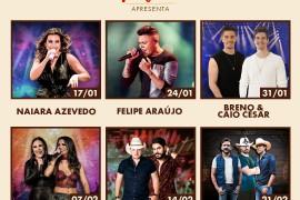 Villa Country anuncia os primeiros shows confirmados de 2019