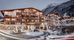Luxuoso Hotel na Áustria