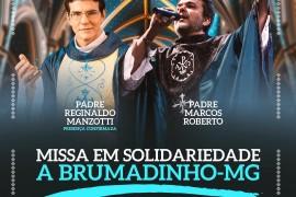 Missa em homenagem as vítimas de Brumadinho