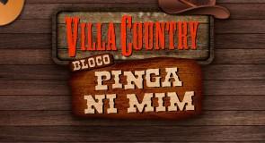 "Villa Country se une ao ""Pinga Ni Mim"" e realiza maior bloco sertanejo de SP"