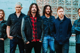 Foo Fighters no Rock in Rio