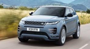 Nova Range Rover Evoque P300 2020