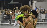 Desfile das Escola Samba Sp