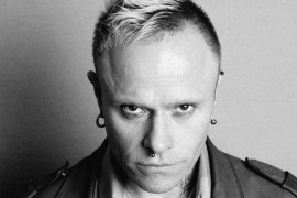 Morre vocalista da Banda Prodigy Keith Flint