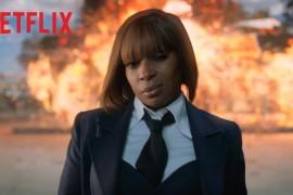 Confira os bastidores da gravação de Mary J. Blige para The Umbrella Academy