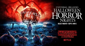 Stranger Things retorna ao Halloween Horror Nights
