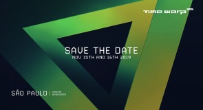 Time Warp está de volta ao Brasil!