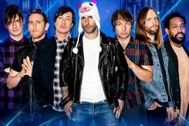 Villamix Festival SP confirma atração internacional Maroon 5