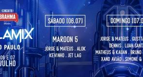 VillaMix Festival São Paulo anuncia o lineup por dia