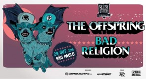 The Offspring e Bad Religion na 3ª edição do Rock Station em SP