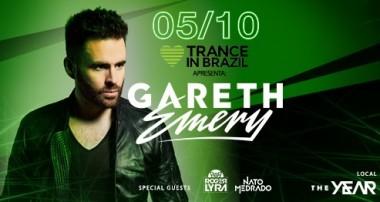 Trance in Brazil apresenta: Gareth Emery