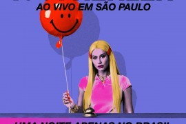 IGGY AZALEA vem ao Brasil em Dezembro