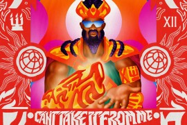 Showtek drops animated remix of Major Lazer's'Can't Take It From Me'