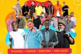 The Arena Show apresenta Festival Samba Arena