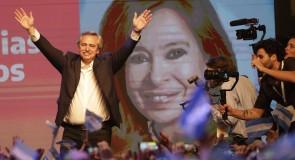 Alberto Fernández e novo presidente da Argentina