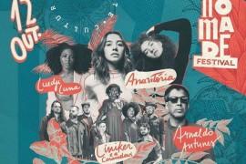 Nômade Festival 2019 no Memorial da América Latina, dia 12 de outubro (shows e ativações)