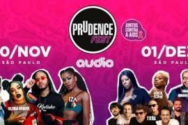 Na luta contra a Aids, Prudence Fest promove 20 horas de música