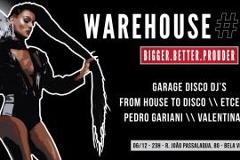 Festa WareHOUSE chega à sua terceira edição e lança curso de DJs voltado a LGBT+s de baixa renda