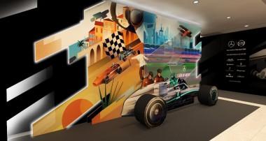 Mercedes-Benz Motorsport Night celebra os 125 anos de história da marca no automobilismo