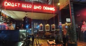 Kombucha Alcoólico é atração em bar na Vila Nova Conceição.
