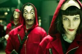 Netflix anuncia 4º temporada de La casa de papel