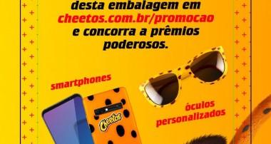 Anitta renova com CHEETOS®