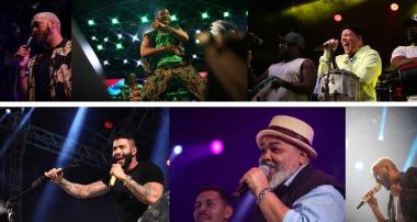 """Celebridades prestigiaram o grande festival """"Carnaval das Artes"""" no Rio de Janeiro!"""