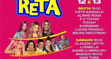 Micareta São Paulo com Ivete Sangalo, Alinne Rosa, É o Tchan e muito mais