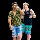 Lucca e Mateus levam o melhor do show para São Paulo(SP), neste domingo