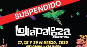 Lollapalooza Cancelado no Chile e Argentina enquanto isso no Brasil… !!!