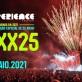 XXXperience edição especial 25 anos em 2021