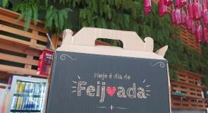 Pátio SP estreia delivery com Feijoada