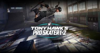 Tony Hawk's™ Pro Skater™ 1 + 2 com trilha sonora da banda Charlie Brown Jr