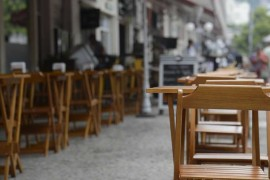 Depois de 3 meses Bares e Restaurantes abrem nessa segunda feira